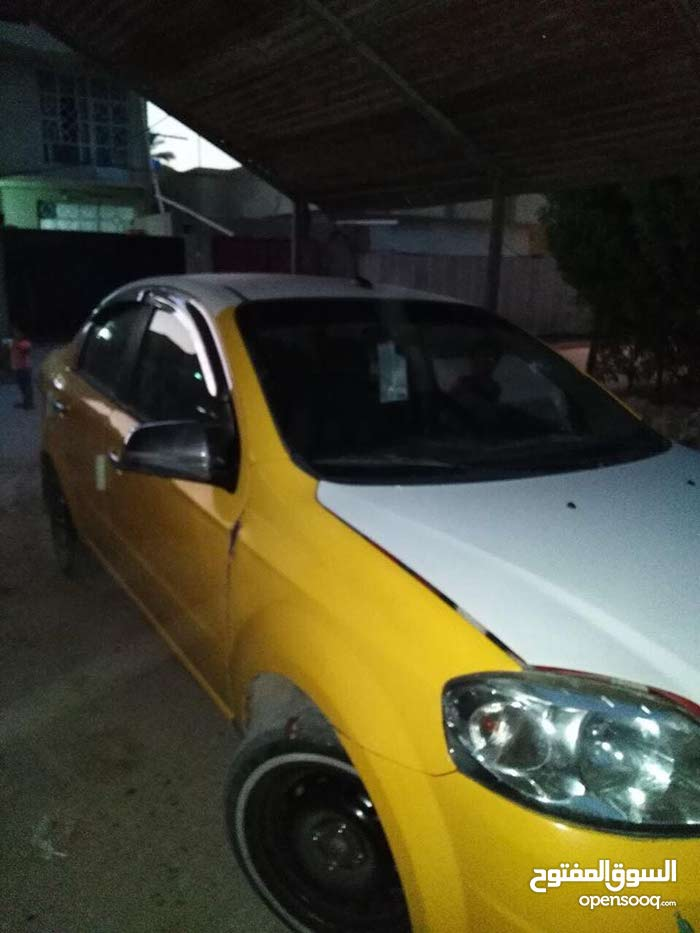 Used condition Chevrolet Aveo 2009 with 1 - 9,999 km mileage
