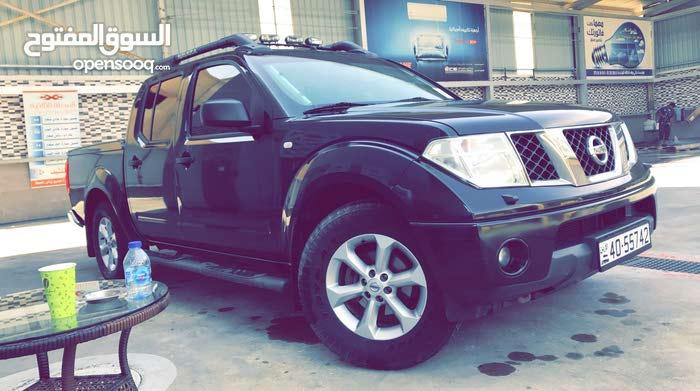Black Nissan Pickup 2007 for sale