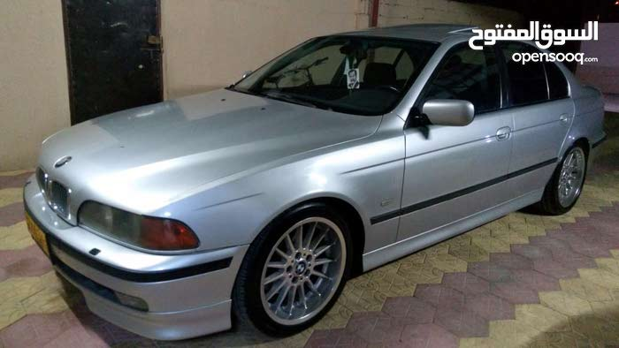 BMW 540 1998 For sale - Silver color