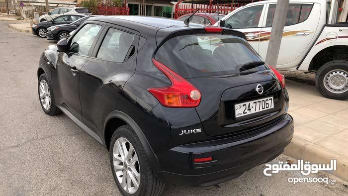 Automatic Black Nissan 2013 for sale