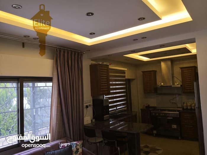 شقة طابق ارضي للبيع في الاردن - عمان - رجم عميش مساحة 120م