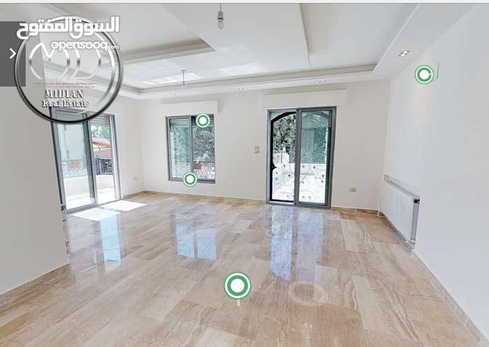 شقق جديدة للبيع خلدا قرب السيتي مول مساحة 215م 4 نوم سوبرديلوكس
