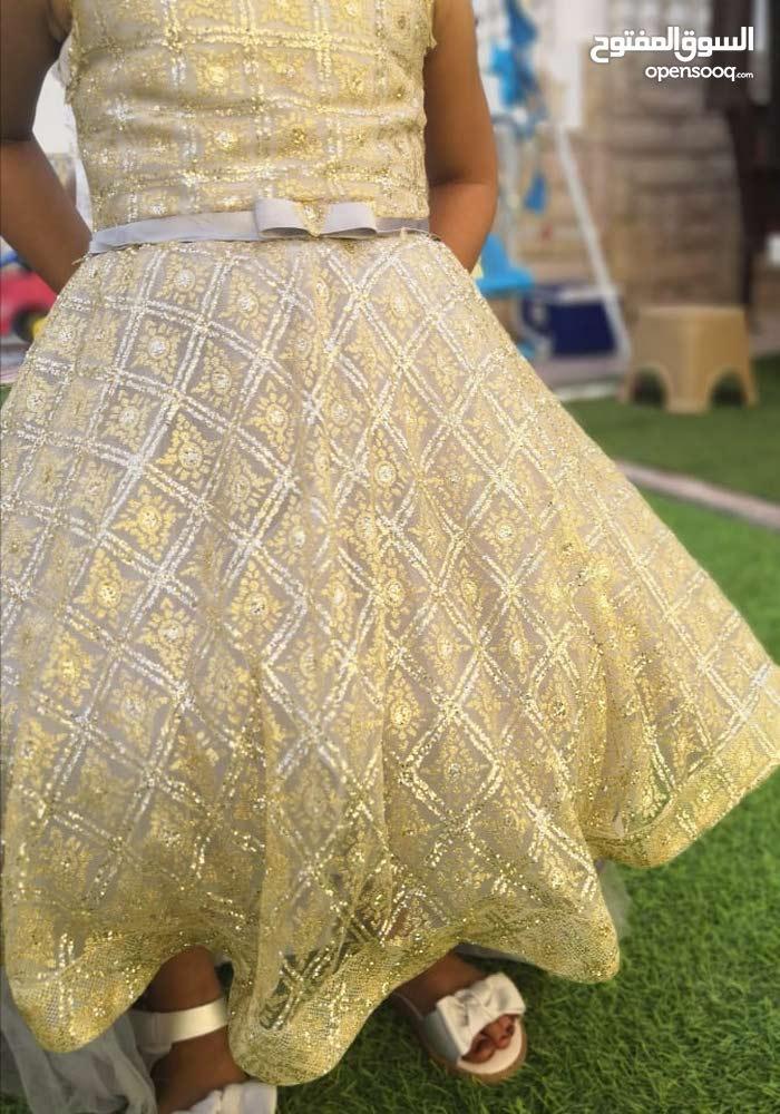 فستان اطفال  العدد2 للبيع