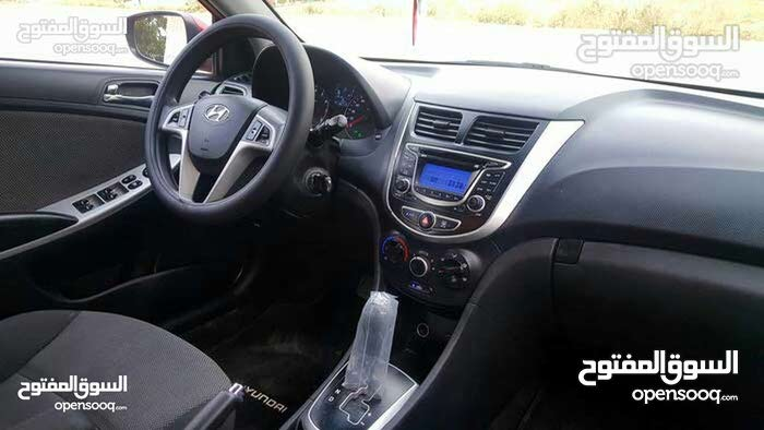 2015 Hyundai Accent for sale in Amman