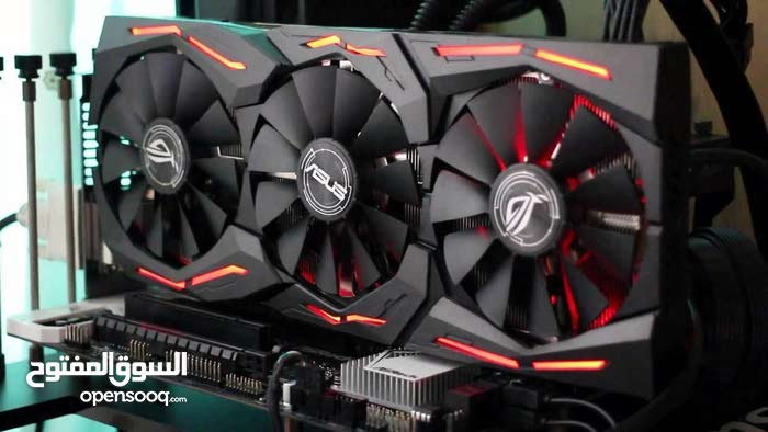 Used Accessories - Replacement Parts for sale of brand Graphics Card