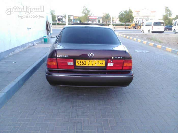 For sale 1999 Maroon LS