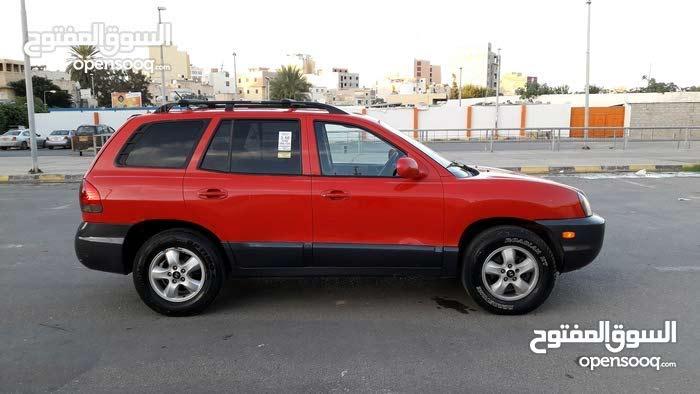 +200,000 km Hyundai Santa Fe 2005 for sale