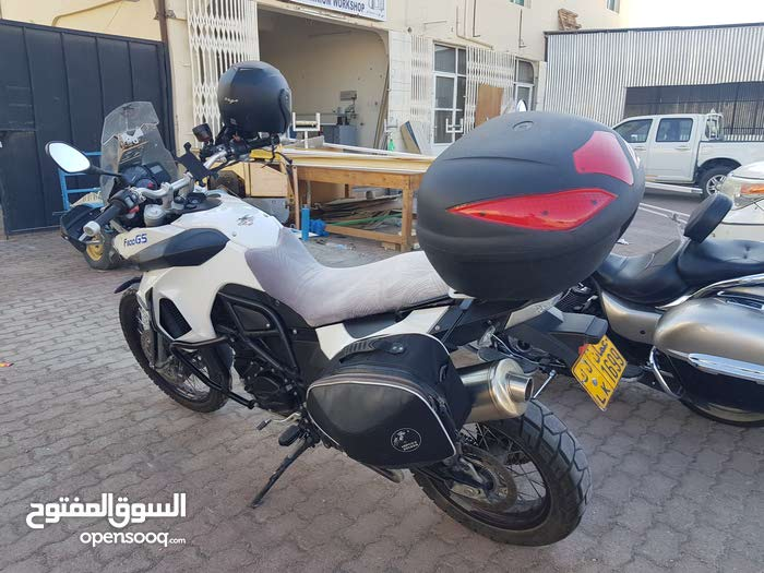 BMW motorbike for sale made in 2011