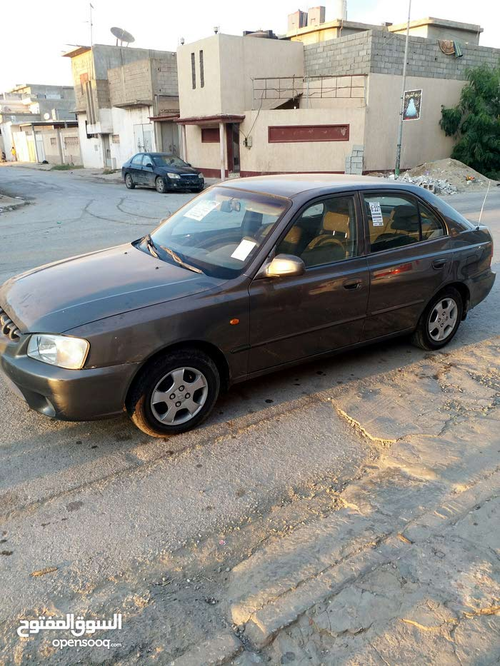 Available for sale! 150,000 - 159,999 km mileage Hyundai Accent 2002