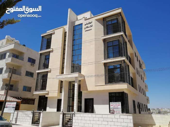 شقة اقساط في عرجان((مقابل كلية الرياضة)) ومن المالك مباشرة