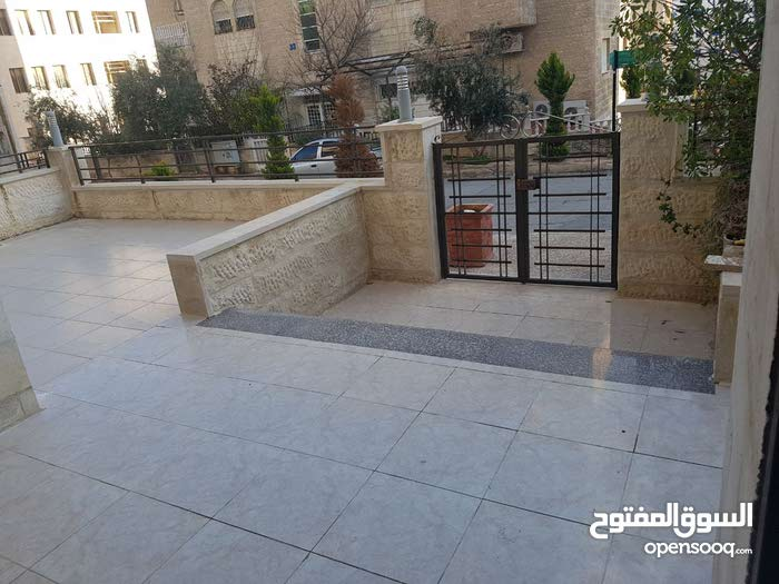 Ground Floor  apartment for sale with 4 rooms - Amman city Al Gardens
