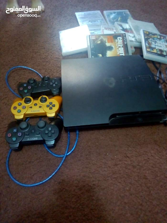 Irbid - Used Playstation 3 console for sale