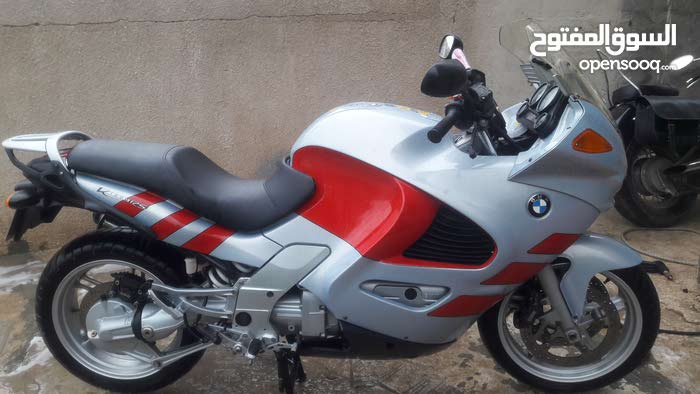 BMW motorbike made in 2002