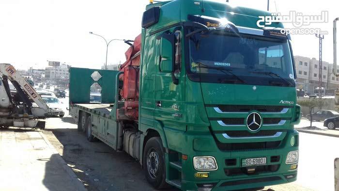 سطحة ونـش سنغل لنقل كافة البضائع و المركبات والمعدات الثقيلة و الانشائية