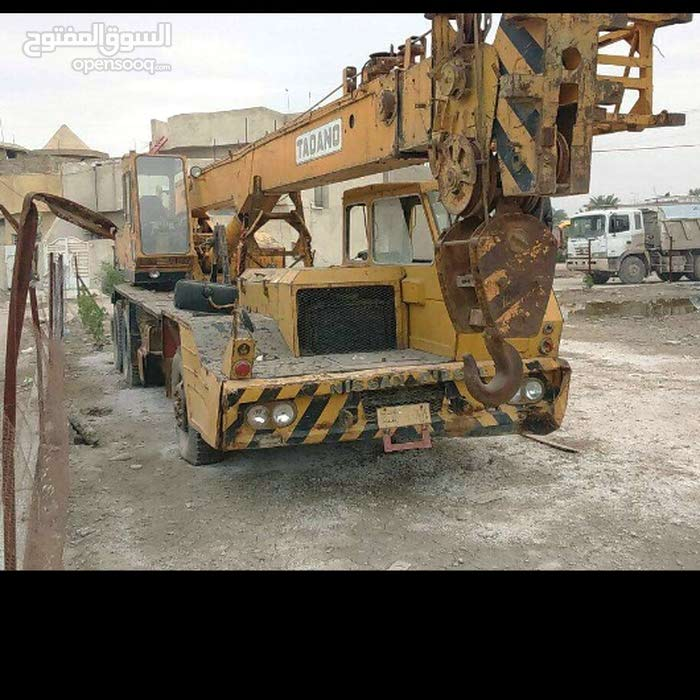 Used Crane is for sale