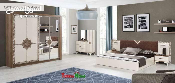 غرفة نوم صنااعة تركيه  كوود  ( نقش اسلامى )