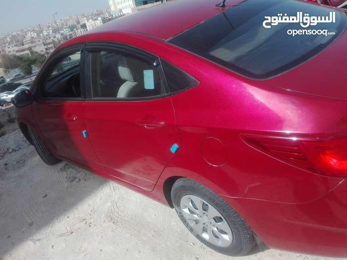 Used Hyundai Accent 2016