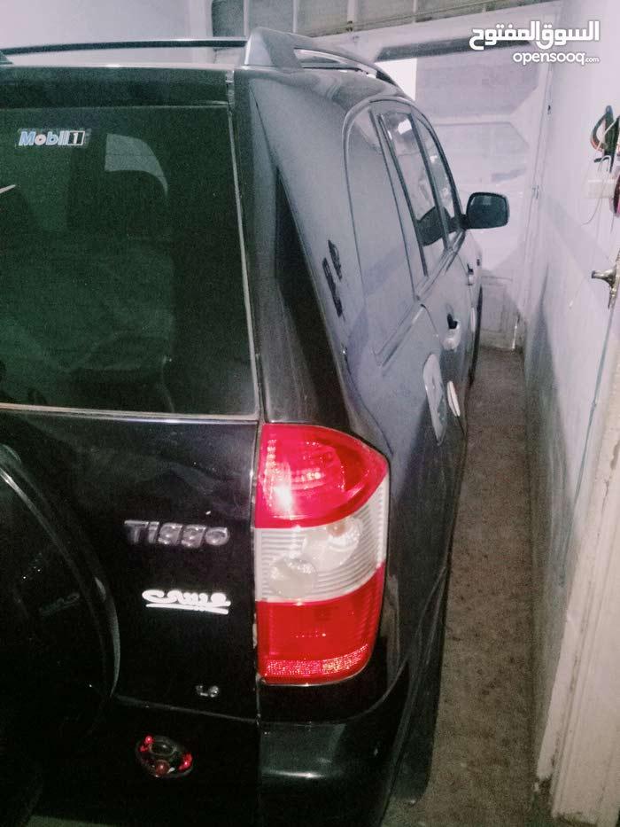 سياره جيب تيجو اسبرانزا بحاله جيده للبيع