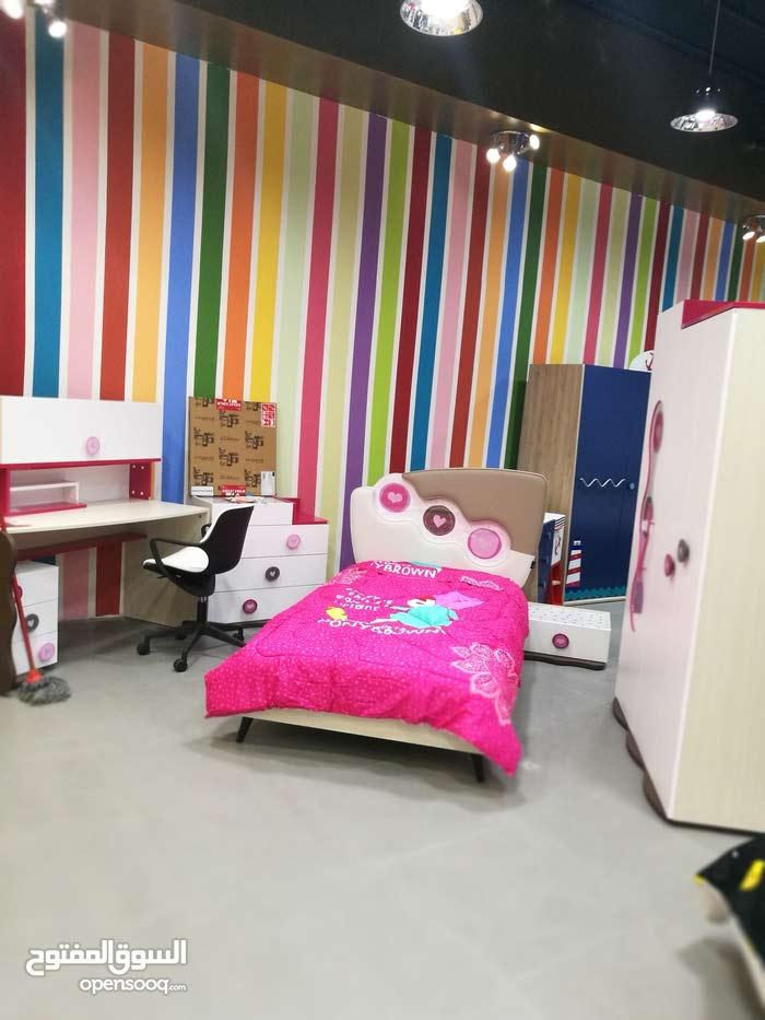 غرف تركية للبيع مضمونه 3 سنوات