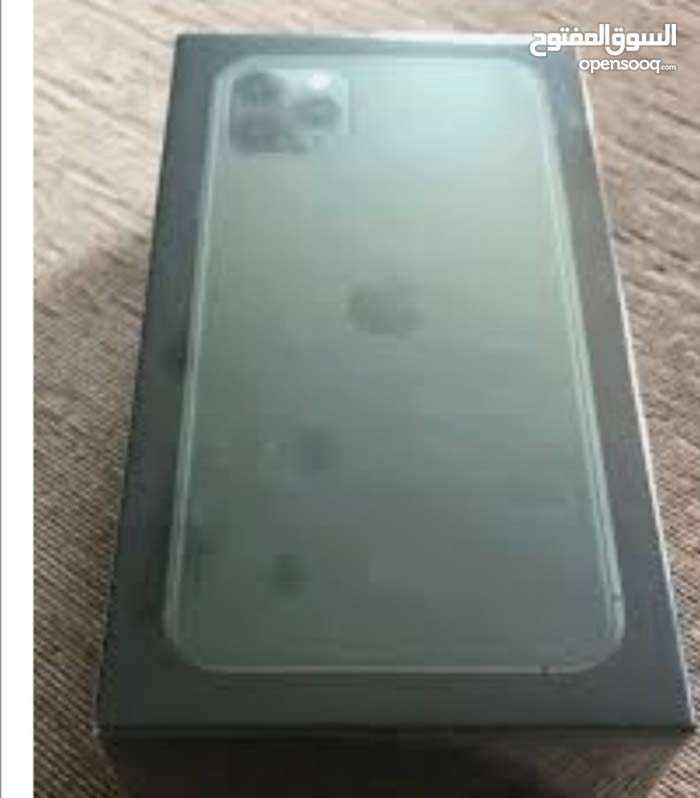 i phone 11 Pro Max 256 green