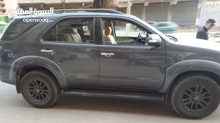 Automatic New Toyota Fortuner