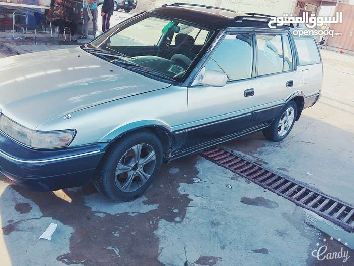 1990 Used Corolla with Automatic transmission is available for sale