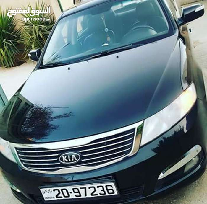Black Kia Other 2009 for sale