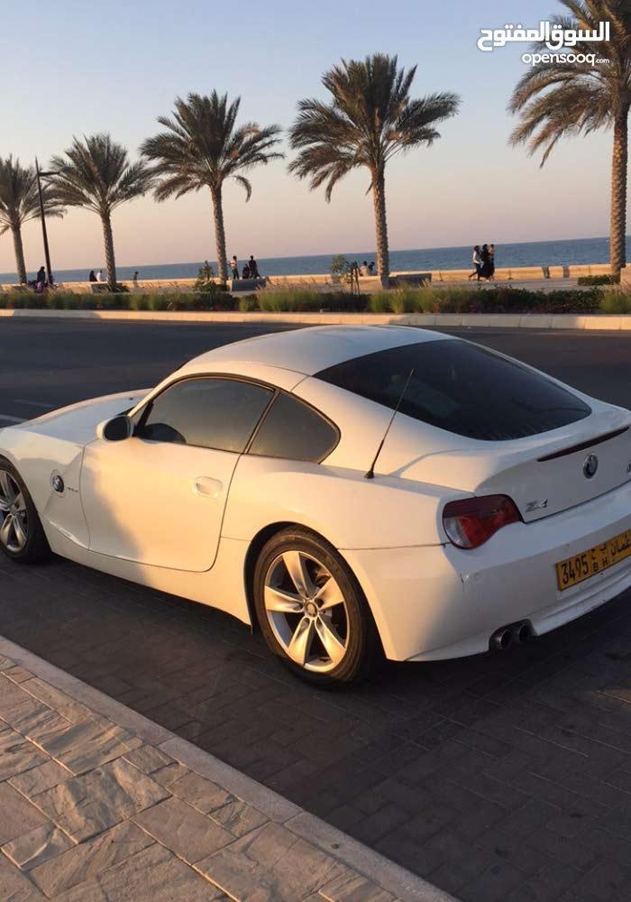 White BMW Z4 2007 for sale