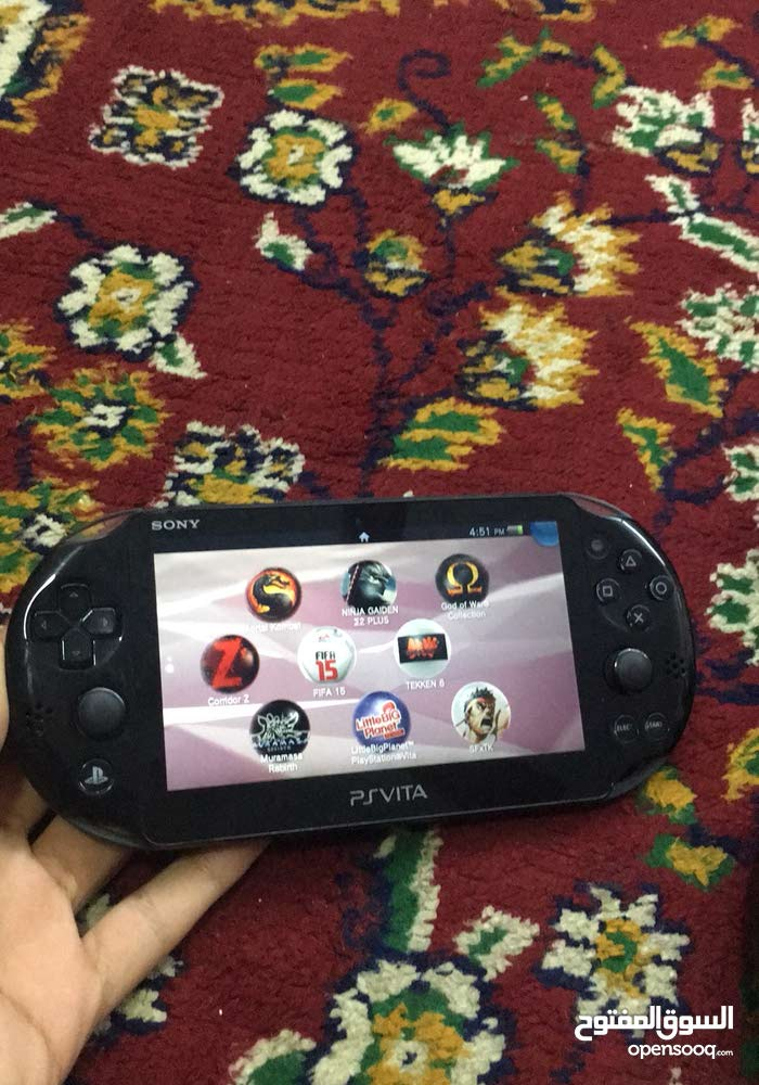 I have a Used PSP - Vita - unique specs and for sale