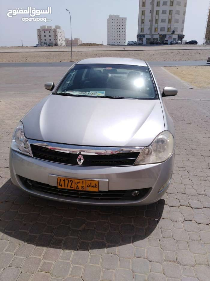 Renault Safran 2009 For sale - Silver color
