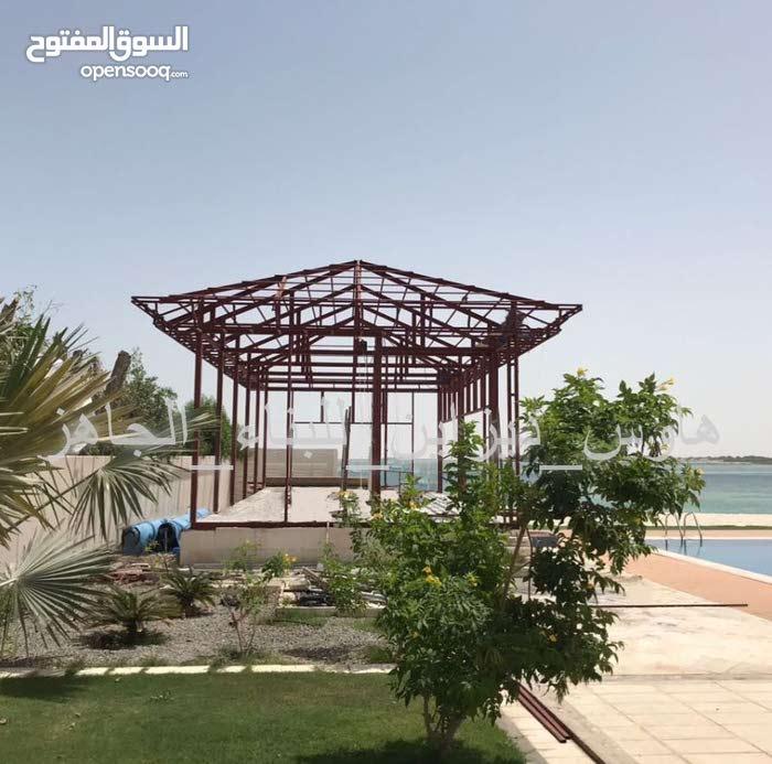 البناء الجاهزة في الامارات