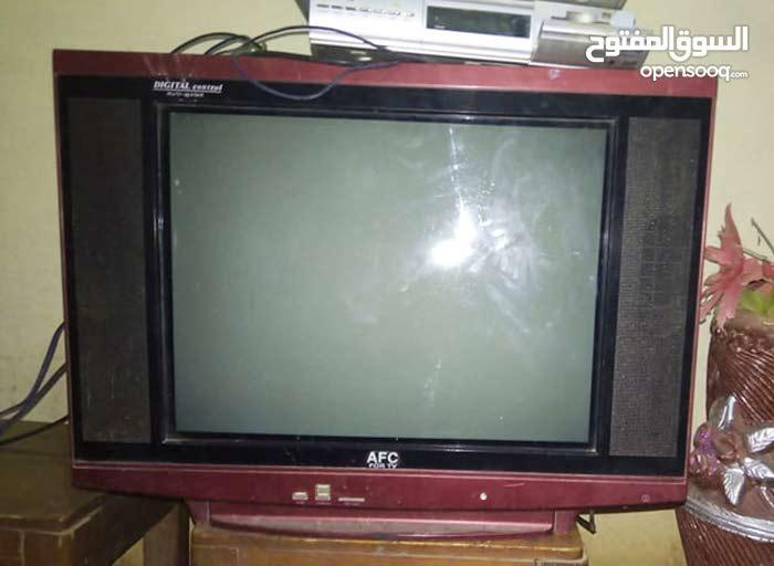 تلفزيون 21 بوصة مزود بي usb وذاكرة