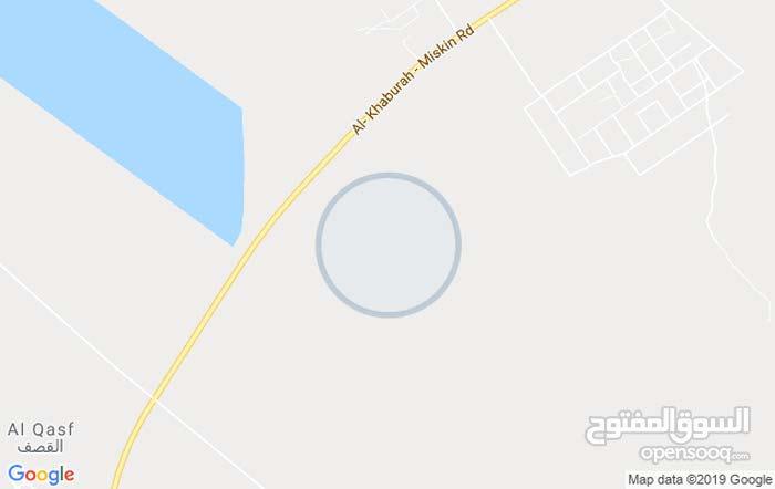 ارض سكني تجاري الخابورة / القصف