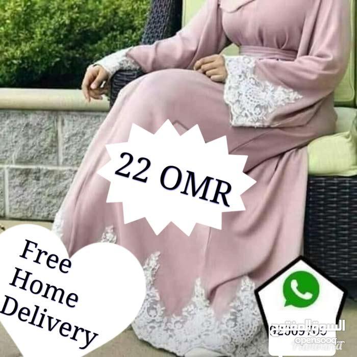 New fancy Abayas size 60.