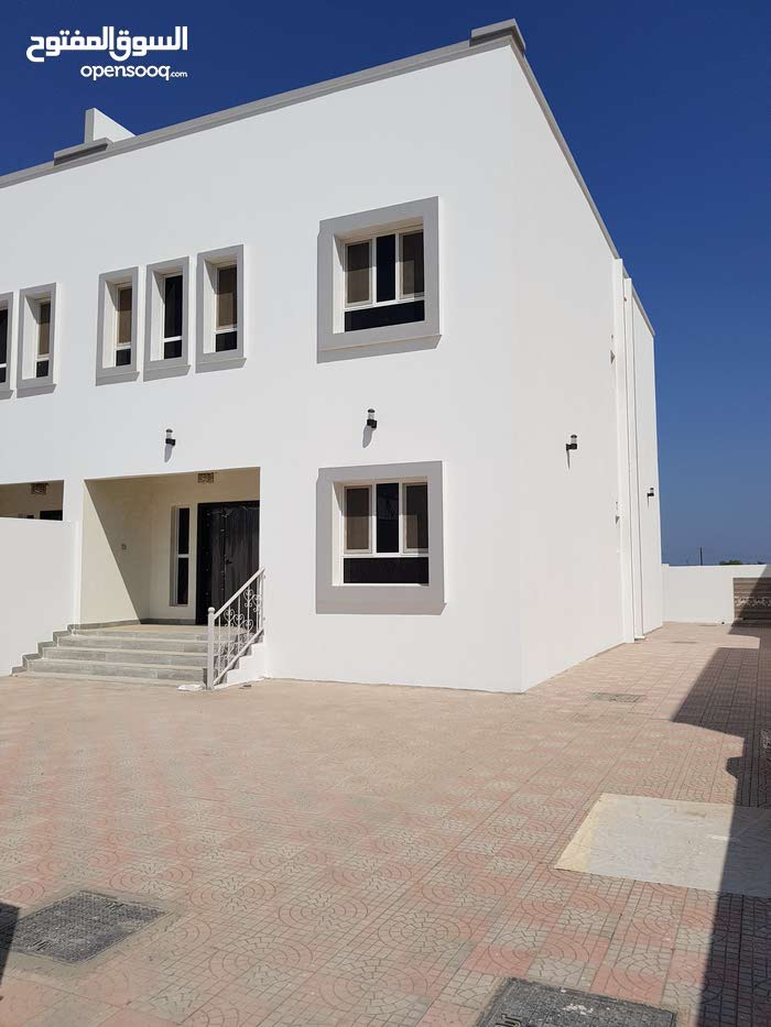 Al Haram neighborhood Barka city - 245 sqm house for rent