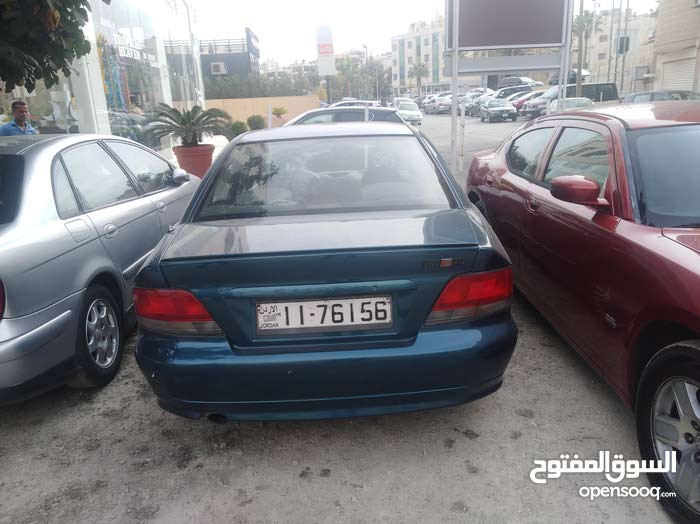 Mitsubishi  1998 for sale in Amman