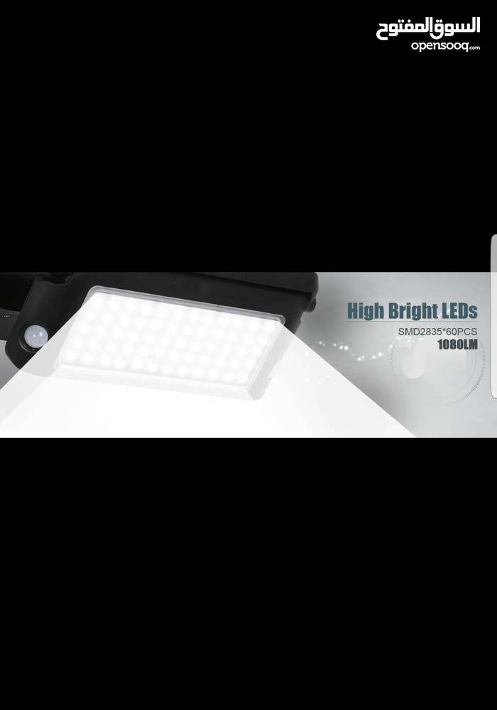 كشاف طاقة شمسية  1080 LUM