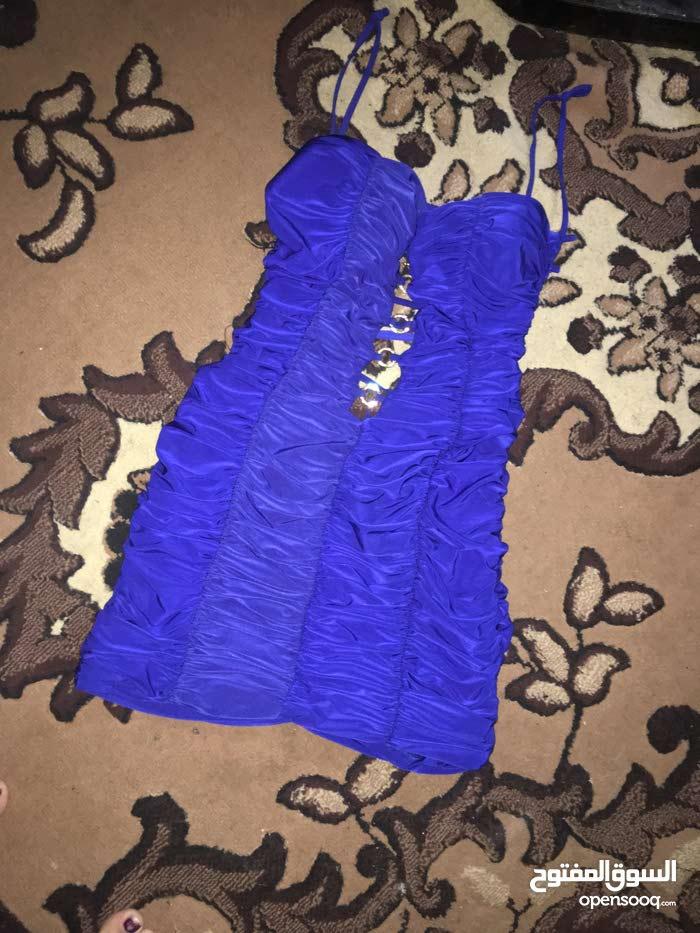 فستان موجود بدمشق وتوصيل بالقدموس للمحافضات