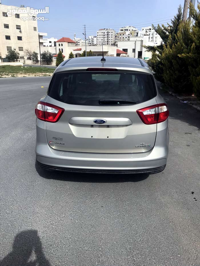 2017 Used C Max With Automatic Transmission Is Available For