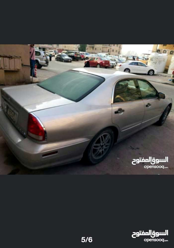 For sale 2002 Beige Magna
