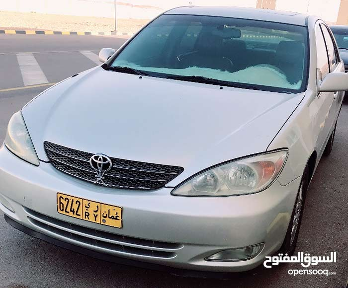 Grey Toyota Camry 2004 for sale