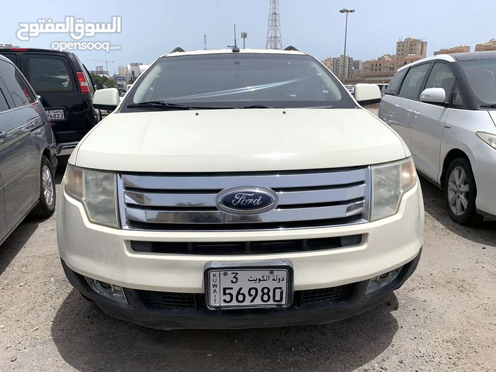 Beige Ford Edge 2008 for sale