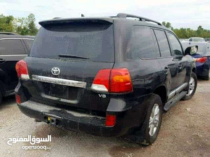 2014 Used Land Cruiser with Automatic transmission is available for sale