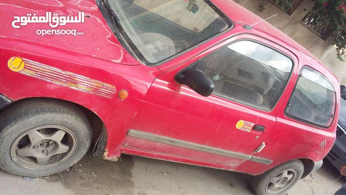 Manual Nissan 2000 for sale - Used - Tripoli city