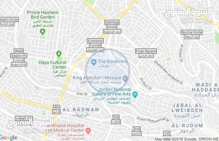 apartment in Amman Al Jandaweel for rent