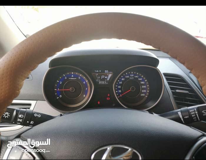 New Hyundai Elantra in Khartoum