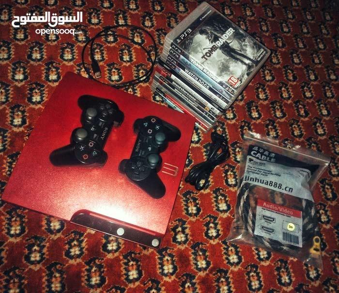 بليستيشن جهاز بلايستيشن 3 سلم اوروبي مستعمل 320 قيقا PlayStation 3 Slim