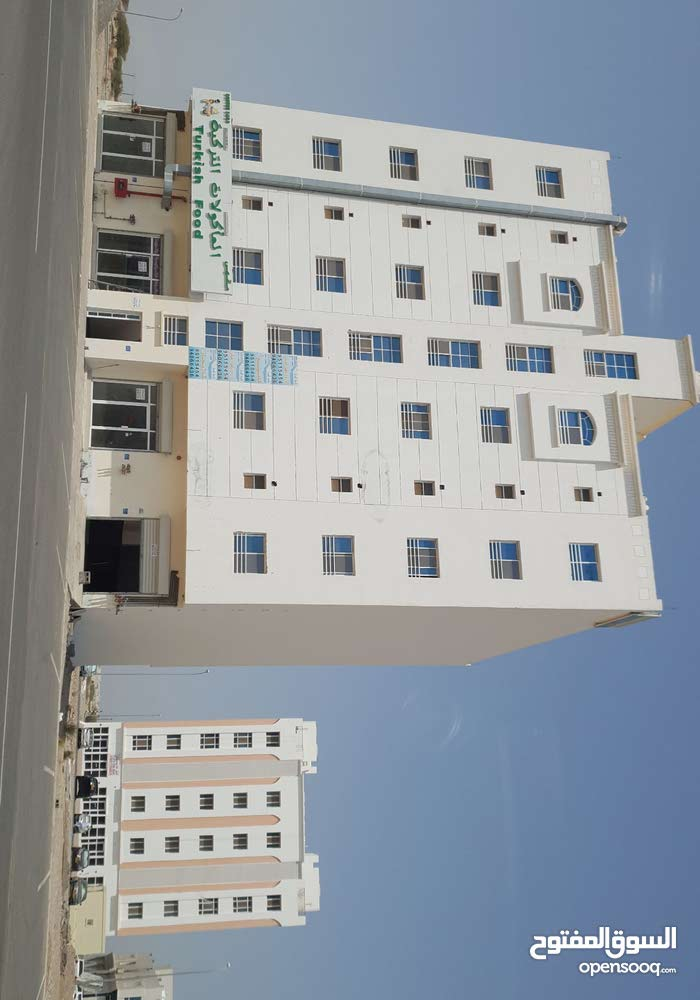 More than 5  apartment for rent with 2 rooms - Seeb city Mawaleh South