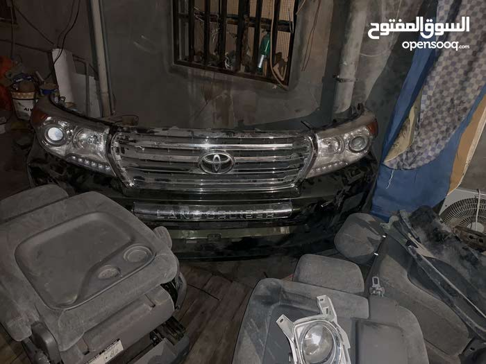Automatic Toyota 2014 for sale - Used - Tripoli city