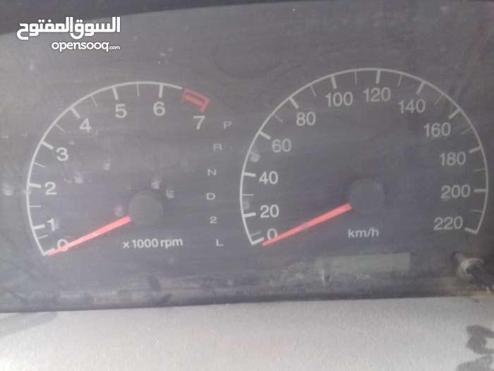 سيارة هونداي افانتي 2002